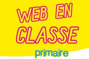 Web en classe primaire